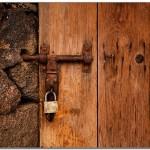 Cerrando puertas; abriendo vida